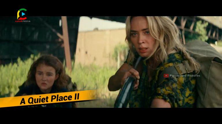Sinopsis & Trailer Film A Quiet PlaceII