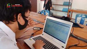 SMKN 4 Kendari Mulai Lakukan Praktek Tatap Muka di Sekolah